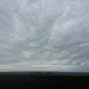 Interesting Clouds, Possibly a Mackerel Sky?