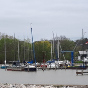 Port Stanley harbour May long weekend