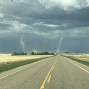 Saskatchewan Active Weather...