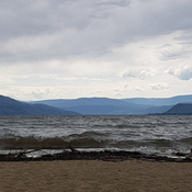 kelowna, Gyro Beach! May 2018
