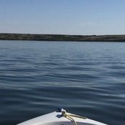 Last Mountain Lake Saskatchewan