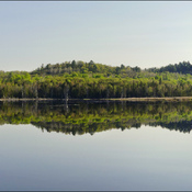 Pond, Elliot Lake.