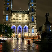 Montreal@Night.
