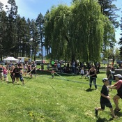 CRESTON LIONS & LEOS CHILDRENS PICNIC - BLOSSOM FESTIVAL Families enjoyed a fun