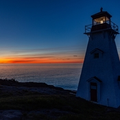 Boars Head Light at Sunset
