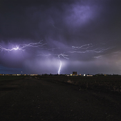 May 26, 2018 - Balgonie Rural Area Lightning