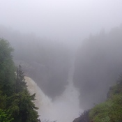 To Foggy for the Falls!
