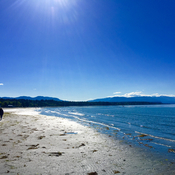From the Canadian Caribbean - Qualicum Beach - Oceanside - Vancovuer Island