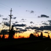 Moncton Sunset