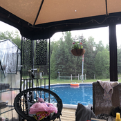 Raining in Mattawa