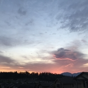 Chilliwack Sunset
