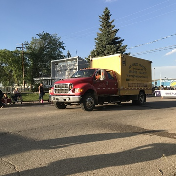 Moose Jaw parade