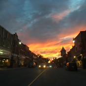 Downtown Bracebridge