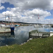 Beautiful Day in Historic Harbour Grace, NL