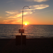 Summer Solstice 21 June 2018 Lake Huron-Kincardine