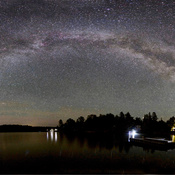 Milky Way Pickerel River