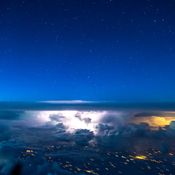 Storm from above