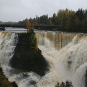 Kakabeka water fall