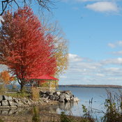 Last days of Fall in Belleville, ON