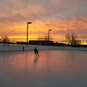 Beauty Night for a skate!