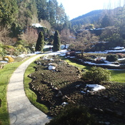 The Butchart Gardens , Victoria, BC