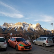 Beauty of Canmore, AB