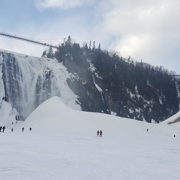 montmorency waterfall qc