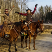 Cowgirls of Fort McMurray