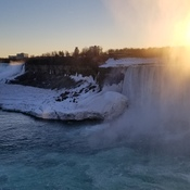 Good Monday Morning from Niagara Falls