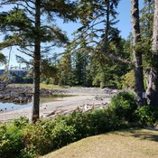 On vacation in ucluelet