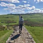 Walking Hadrian's Wall