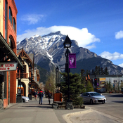 Beautiful Banff.