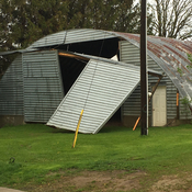 Storm damage May 19 SW Ontario