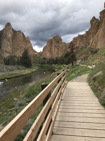 Smith rock Terrebonne, Oregon, US