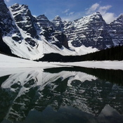 Moraine Lake Today