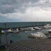 Incoming Lake Erie Storm May 25, 2019
