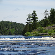 Flat Rapids French River
