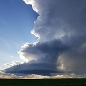 2 Mesocyclones and multiple funnels in one evening