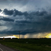 Near Olds, AB