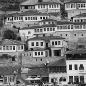 Berat in Black and White