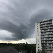 Short rain spell headed into Kitchener