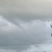 Wednesday funnel cloud