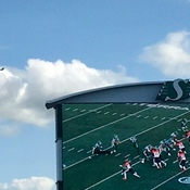 Weather at the Rider Game