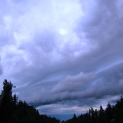 Spectacular Shelf Cloud