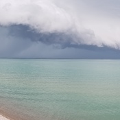 pano of a big storm