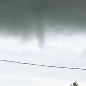 Goodlands funnel clouds