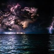 Cayman Islands Storm