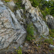 Big rock, Elliot Lake.