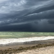 Point Pelee - Summer Storm Approaches