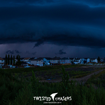 Shelf Cloud 8-22-2019